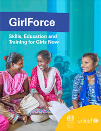Girl Force skills, training, and education